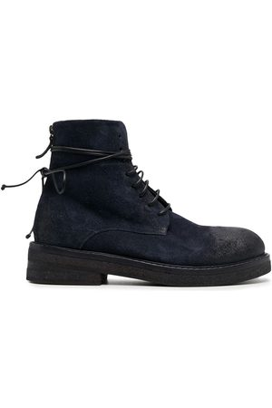 MARSÈLL Men Ankle Boots - Lace-up ankle boots