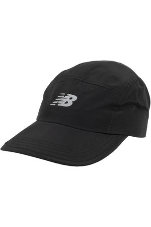 New Balance Unisex Packable Run Hat - Black (LAH03007BK)