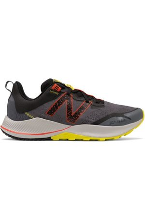 New Balance Men's NITREL v4 - Grey/Yellow (MTNTRGY4)