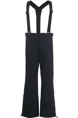 Moncler Brace-detail straight-leg ski trousers