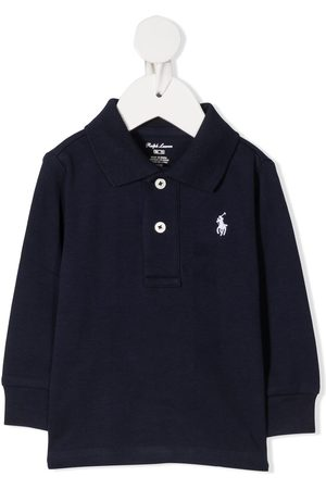 Ralph Lauren Long-sleeve cotton polo shirt