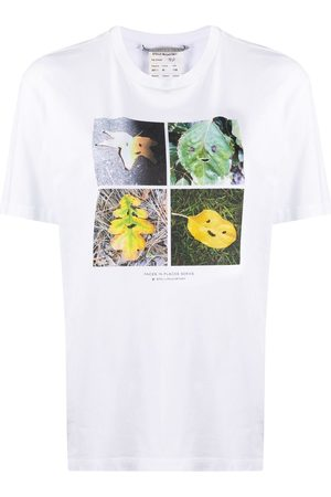 Stella McCartney Faces in Places oversize T-shirt