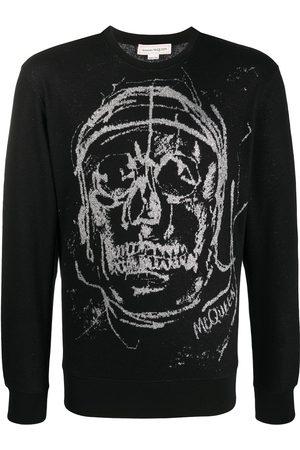 Alexander McQueen Graphic-print sweatshirt