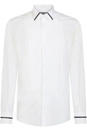 Dolce & Gabbana Men Business - Tuxedo style buttoned shirt