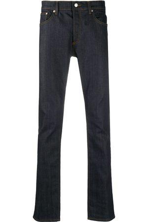 Sandro Skinny-fit mid-rise jeans