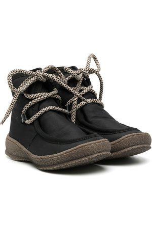 PèPè Windy lace-up ankle boots