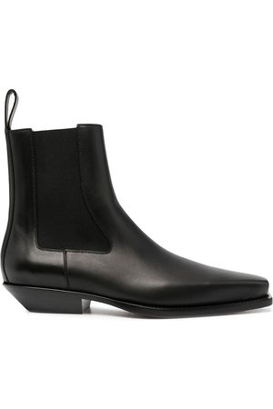 Bottega Veneta Men Chelsea Boots - BV Lean leather Chelsea boots