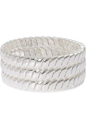 Roxanne Assoulin Women Bracelets - Set of three Smooth Moves bracelets
