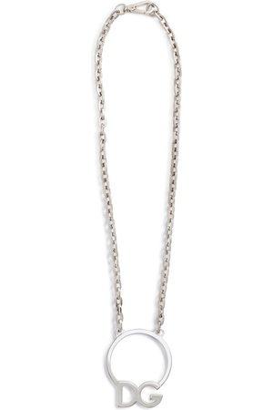 Dolce & Gabbana Logo pendant necklace