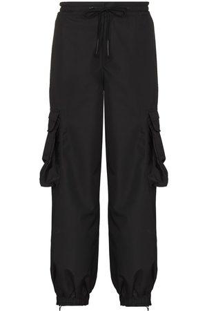 Templa Hara drawstring cargo trousers