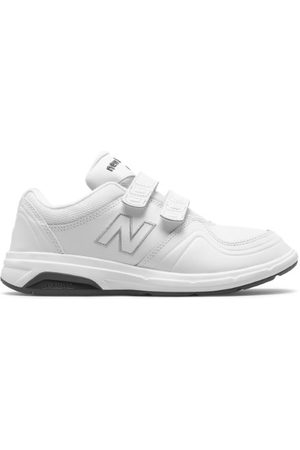 New Balance Women's Hook and Loop 813 - White (WW813HWT)