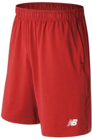 New Balance Men's Baseball Tech Short - Red (TMMS555TRE)