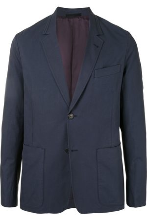 Paul Smith Men Blazers - Single-breasted cotton blazer