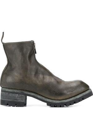 GUIDI PL1V W ankle boots - SOFT HORSE FULL GRAI N CV31T
