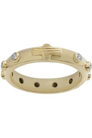 Dolce & Gabbana Women Rings - 18kt white gold Devotion diamond band