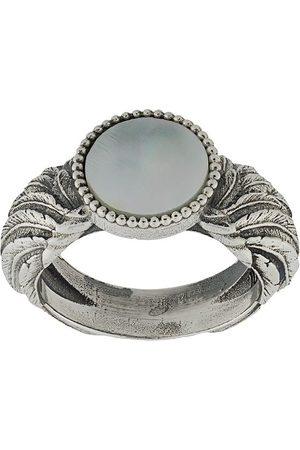Emanuele Bicocchi Men Rings - Gemstone detail ring