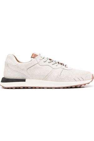 Buttero Low-top suede sneakers