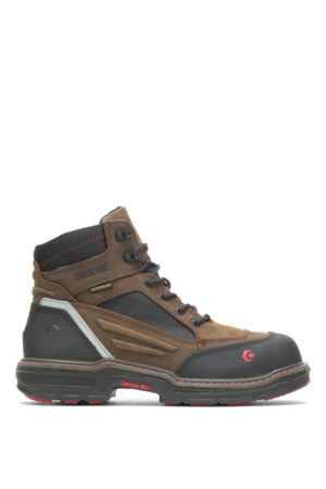 """Wolverine Boots - Overman Waterproof CarbonMAX® 6"""" Work Boot / , Size 10 Extra Wide Width"""