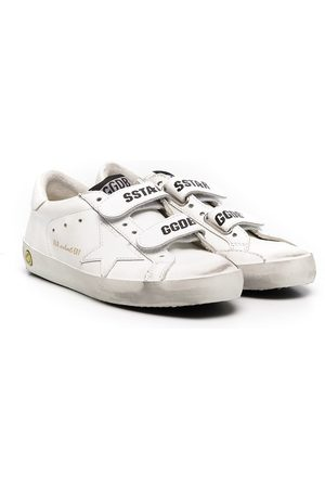 Golden Goose Boys low-top trainers