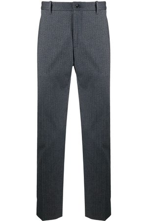 Incotex Pinstripe slim fit trousers