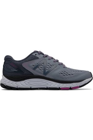 New Balance Women's 840v4 - Grey/Pink (W840GO4)