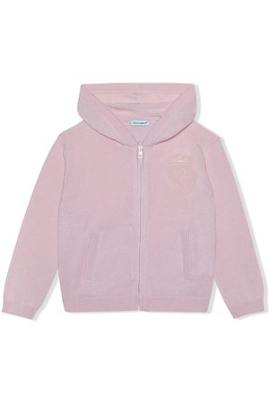 Dolce & Gabbana Zipped cashmere hoodie