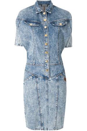 AMAPÔ Women Dresses - Yoná denim dress