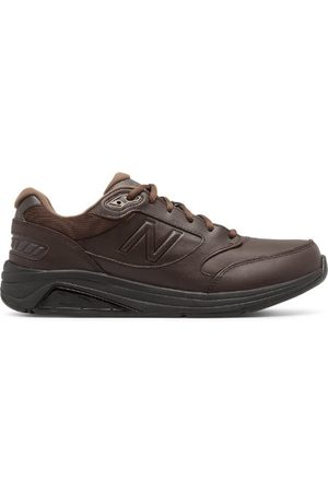 New Balance Men's Leather 928v3 - Brown (MW928BR3)