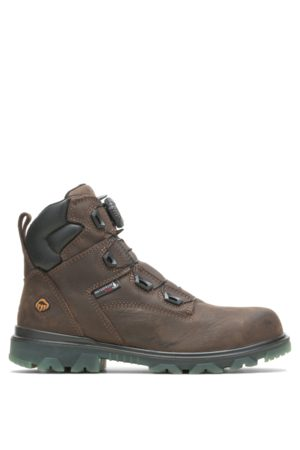 """Wolverine Men's I-90 EPX BOA® CarbonMAX 6"""" Boot Coffee Bean, Size 7 Extra Wide Width"""