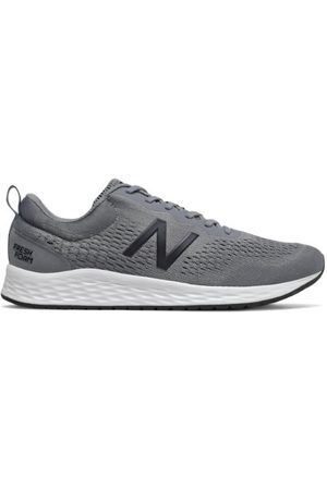 New Balance Men's Fresh Foam Arishi v3 - Grey (MARISLG3)