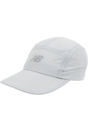 New Balance Unisex Packable Run Hat - Grey (LAH03007LAN)