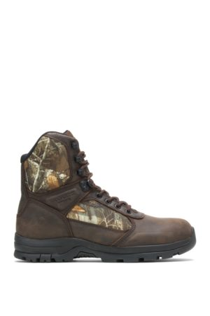 """Wolverine Men's Manistee 8"""" Boot /Camo, Size 7.5 Extra Wide Width"""
