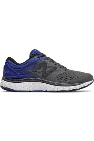 New Balance Men's 940v4 - Grey/Blue (M940GB4)