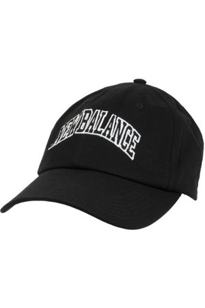 New Balance Unisex NB Logo Hat - Black (LAH03010BK)