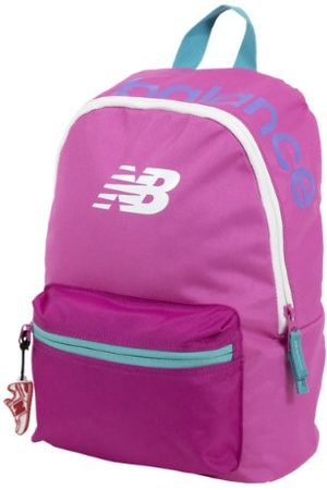 New Balance Kids' Kids Classic Backpack - Pink (LAB03004FUS)