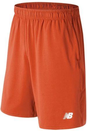 New Balance Men's Baseball Tech Short - Orange (TMMS555TMO)