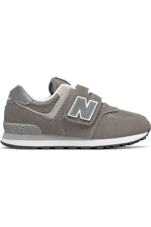 New Balance Kids' 574 Core - Grey (YV574GG)