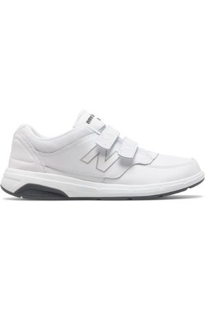 New Balance Men's Hook and Loop 813 - White (MW813HWT)