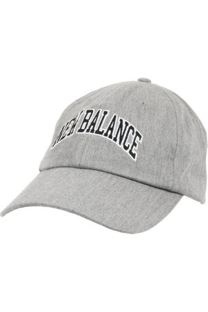 New Balance Unisex NB Logo Hat - Grey (LAH03010AG)