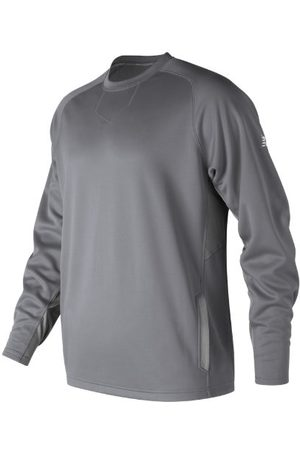 New Balance Men's Baseball Pullover 2.0 - Grey (MT73707GNM)