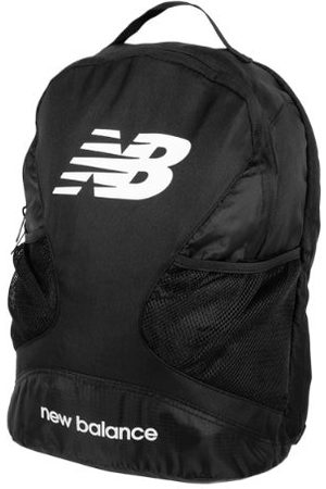 New Balance Unisex Players Backpack - Black (LAB91011BK)
