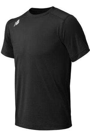 New Balance Girls Sports T-shirts - Kids' Jr NB SS Tech Tee