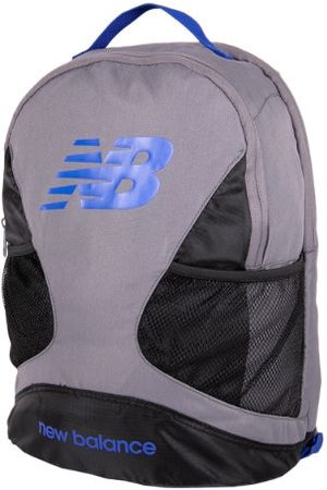 New Balance Unisex Players Backpack - Grey (LAB91011GNM)