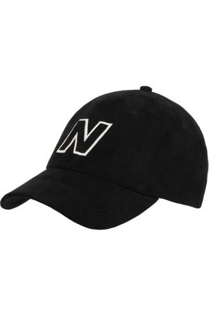 New Balance Unisex Block N Hat - Black (LAH03001BK)