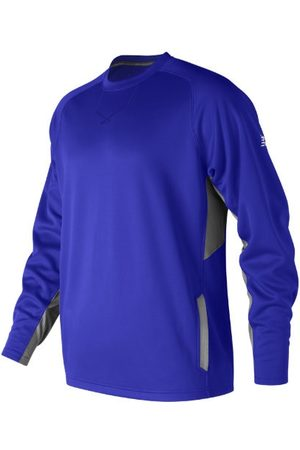 New Balance Men's Baseball Pullover 2.0 - Blue (MT73707TRY)