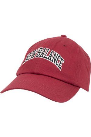 New Balance Unisex NB Logo Hat - Red (LAH03010NCR)
