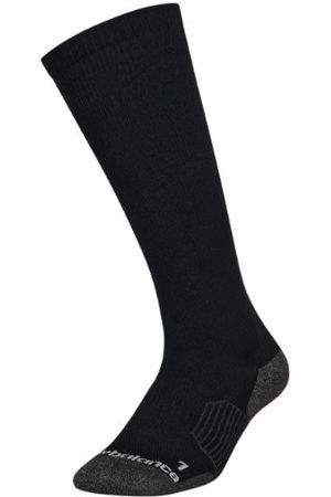 New Balance Unisex Strategic Cushion OTC Sock 1 Pair - Black (LAS00711BK)