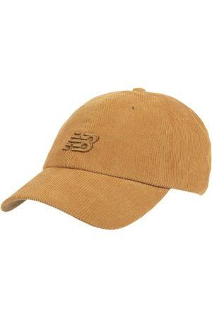New Balance Unisex NB Seasonal Corduroy Hat - Yellow (LAH03017WWK)