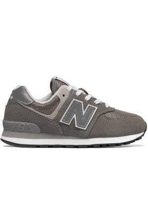 New Balance Kids' 574 Core - Grey (GC574GG)