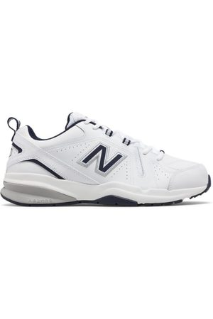 New Balance Men's 608v5 - White/Navy (MX608WN5)